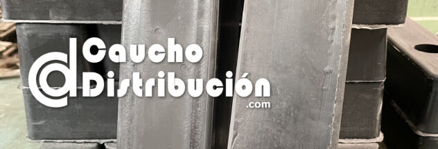 PROTECTOR DE CAUCHO PARA MUELLE DE CARGA