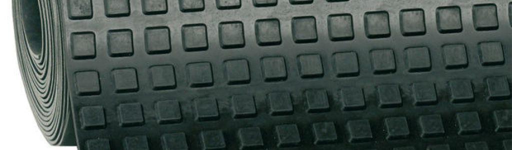 pavimentos de caucho
